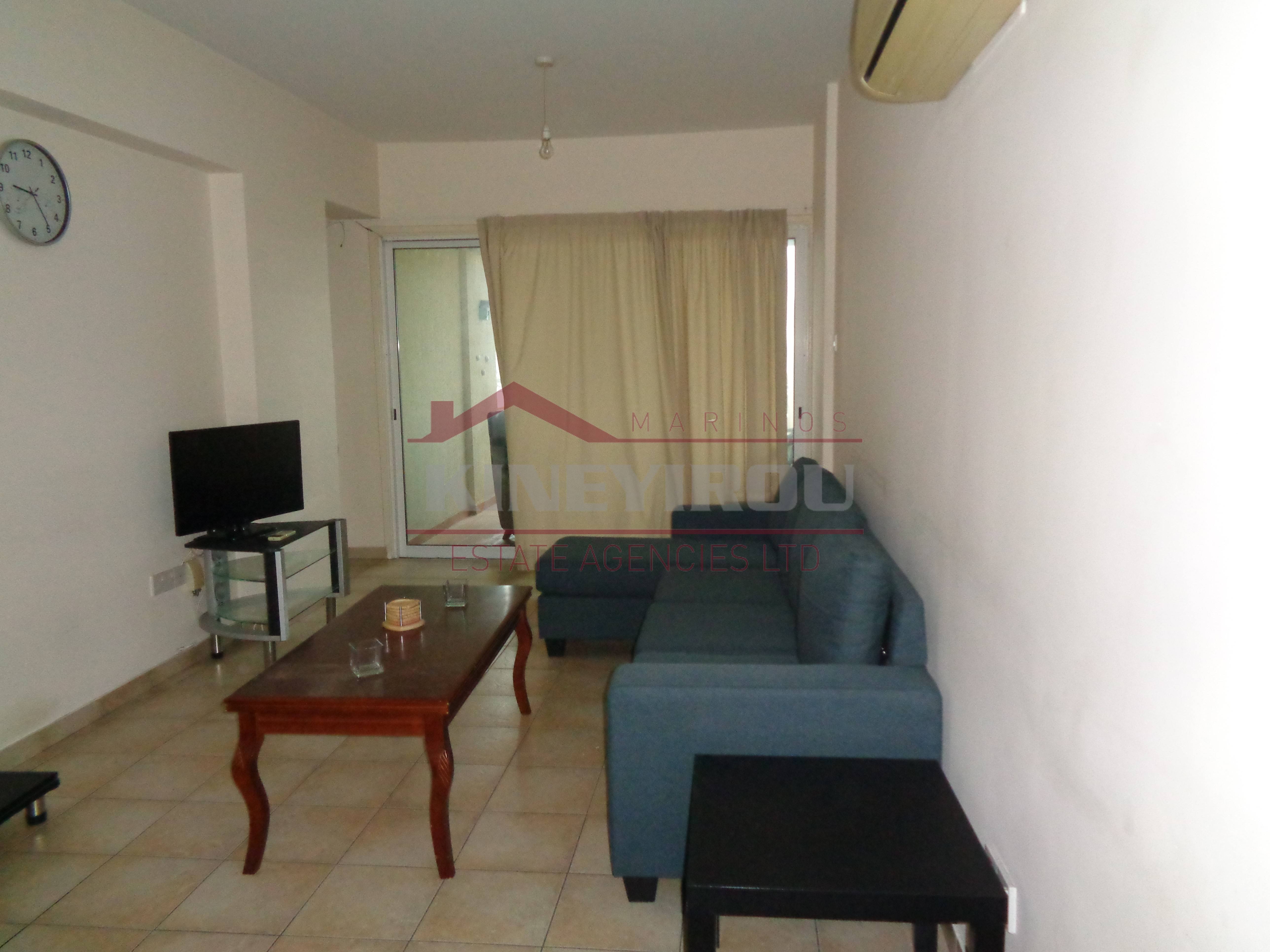 Wonderful 2 bedroom apartment for rent, in Makenzy, Larnaca