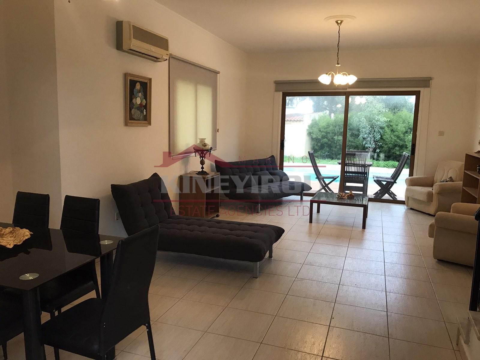 Luxury house  in Meneou  , Larnaca