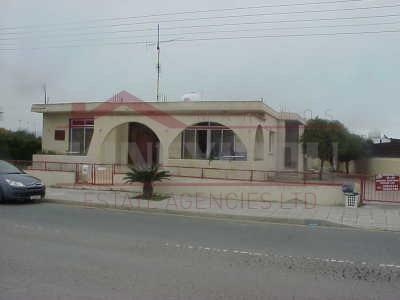 Four Bedroom Ground Floor House  In Kiti, Larnaca