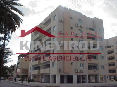 Two bedroom apartment for sale in town center, Larnaca