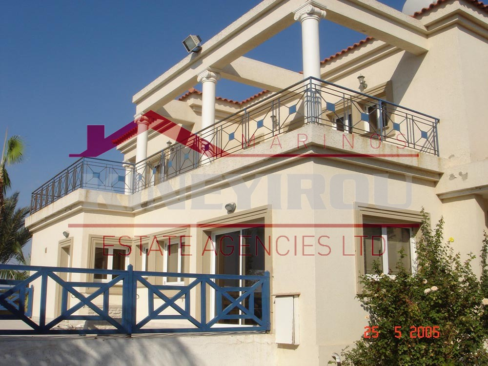 Amazing house for sale in Larnaca