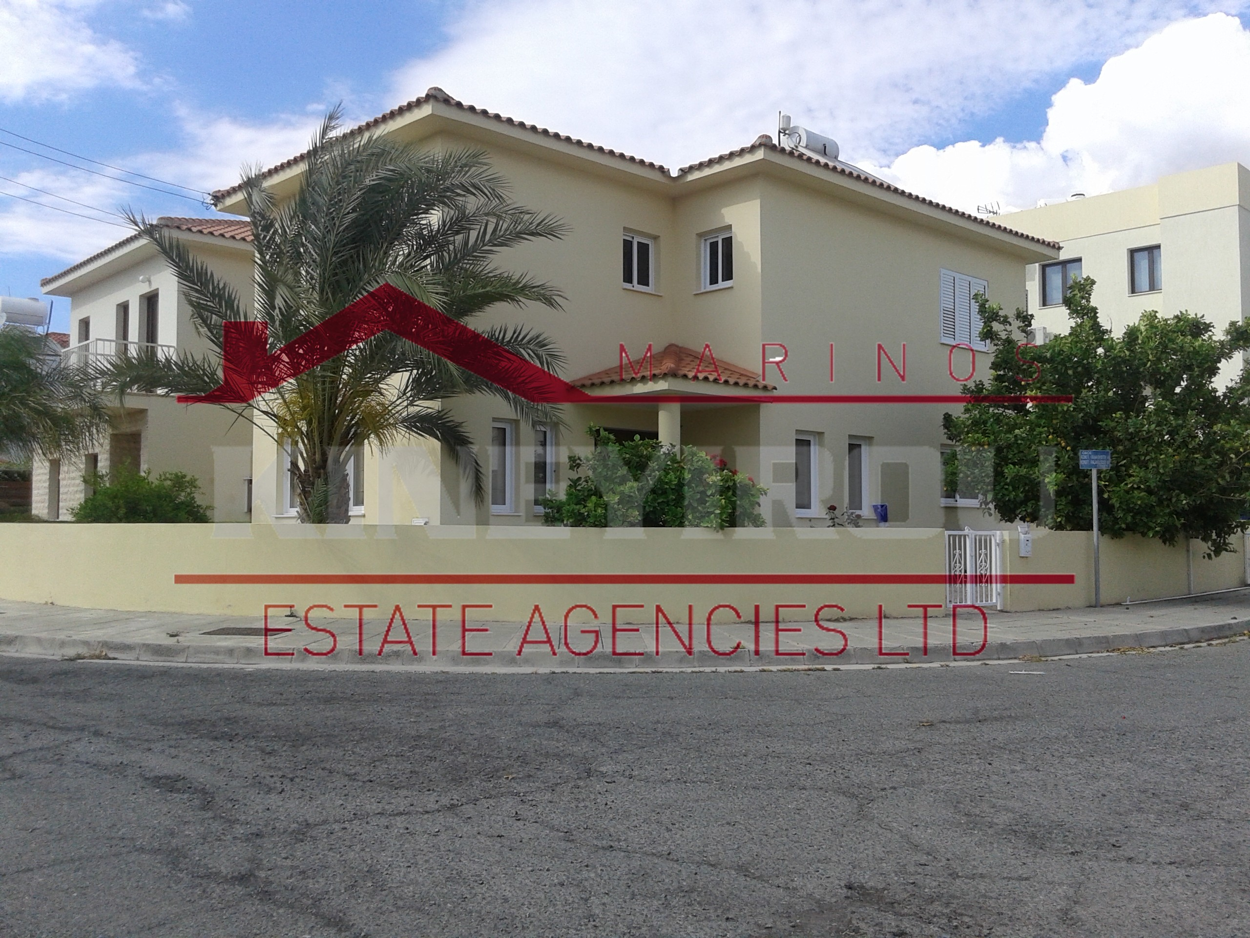 Property in Larnaca — house in Livadia