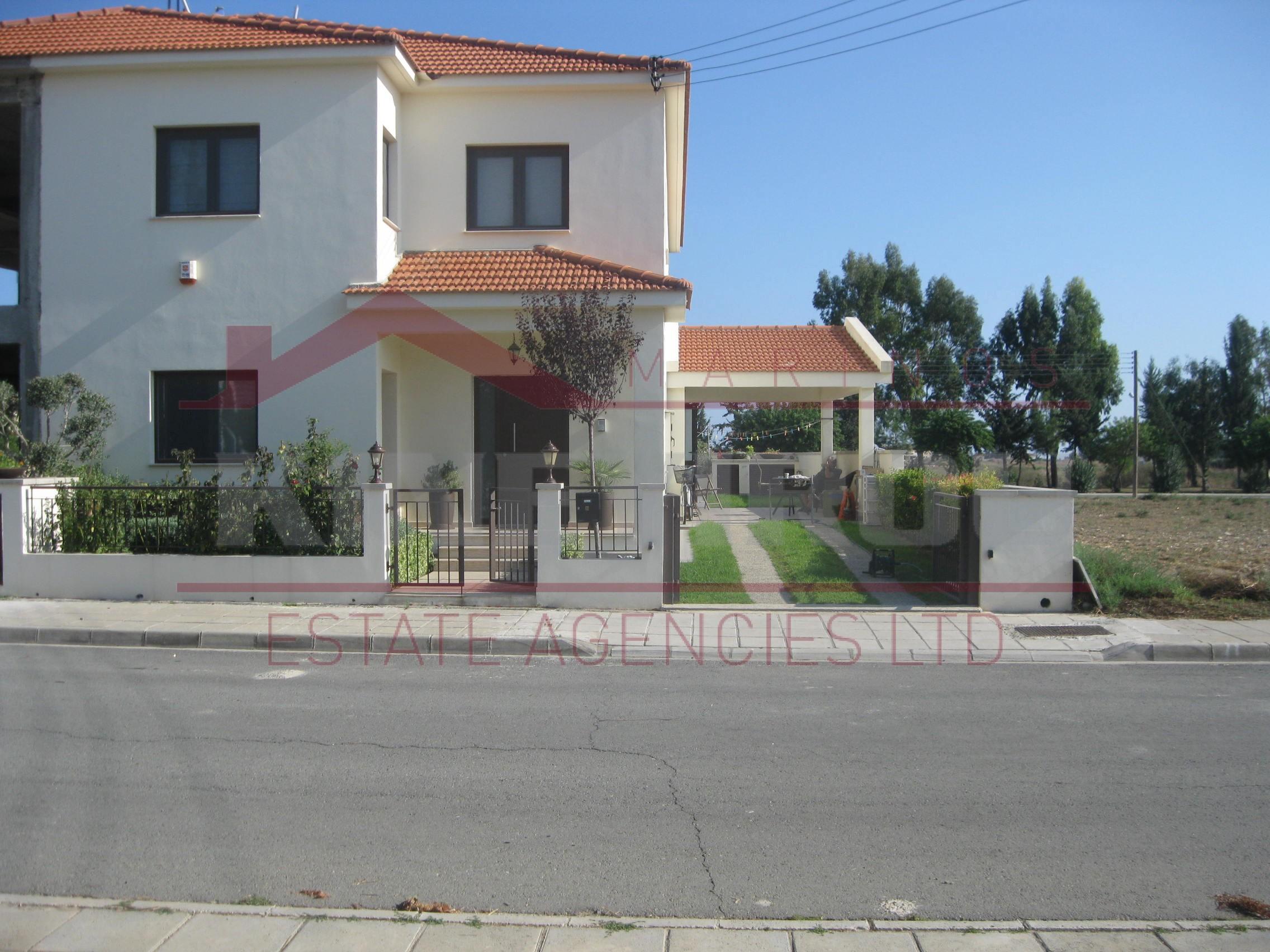 4 Bedroom house for sale in Kiti – Larnaca