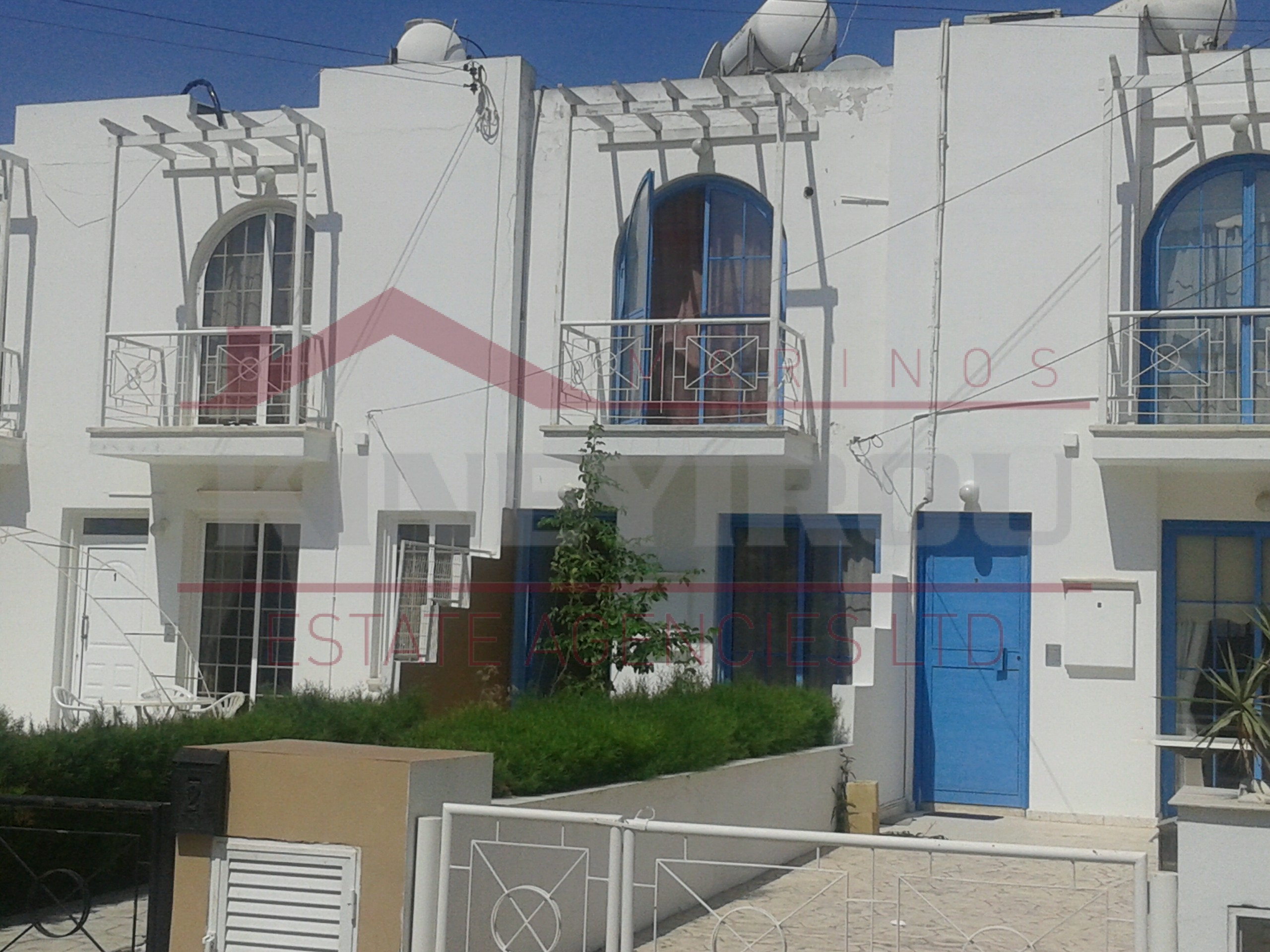 For Sale Two Bedroom House in Dhekelia Road, Larnaca