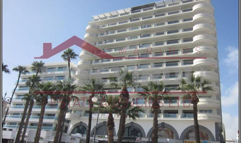 Amazing sea front apartment in Finikoudes, Larnaca