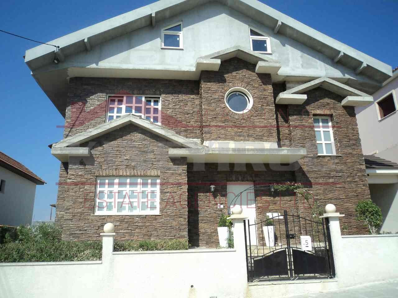 Luxury 3 bedroom house in Lymbia, Nicosia