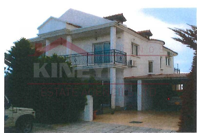Spacious four bedroom house for sale in Tersefanou, Larnaca