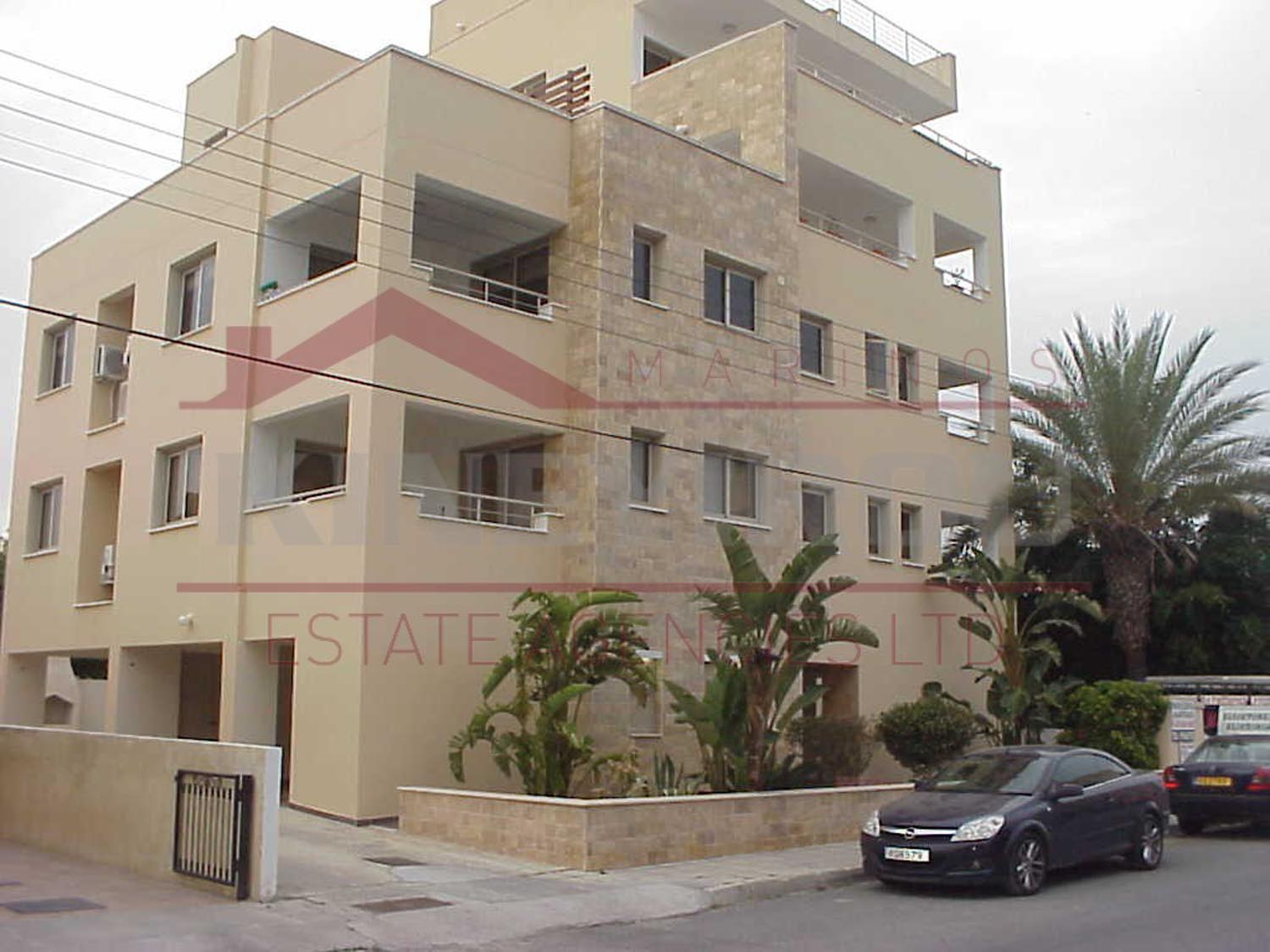 Apartment For Sale in Faneromeni, Larnaca