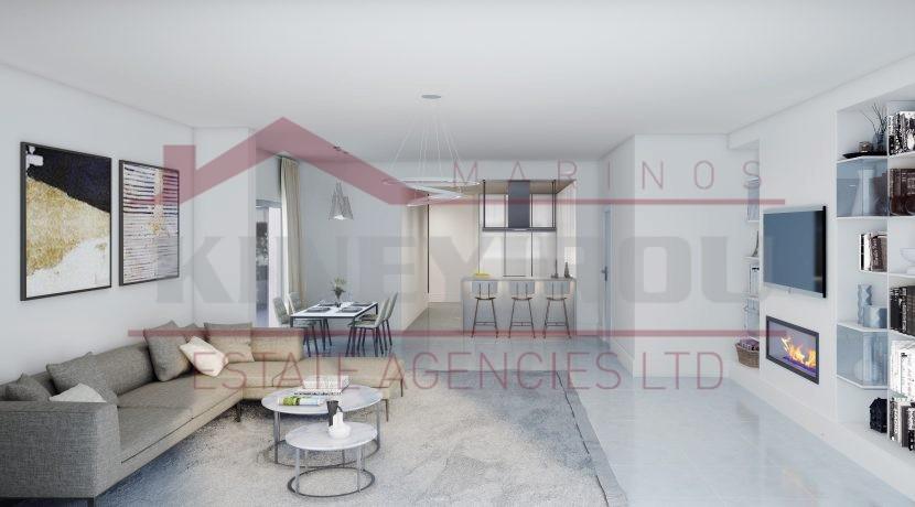 Cyprus Property - Apartment in Paphos - Larnaca properties