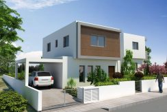 Cyprus properties - three bedroom house for sale in Latsia