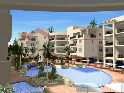 One bedroom apartment in Oroklini, Larnaca