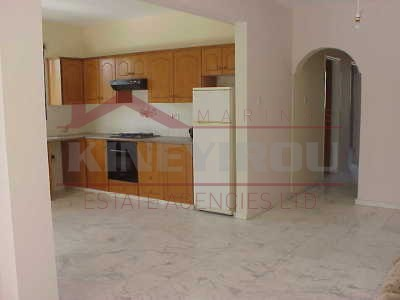Three bedroom apartment for rent in Faneromeni