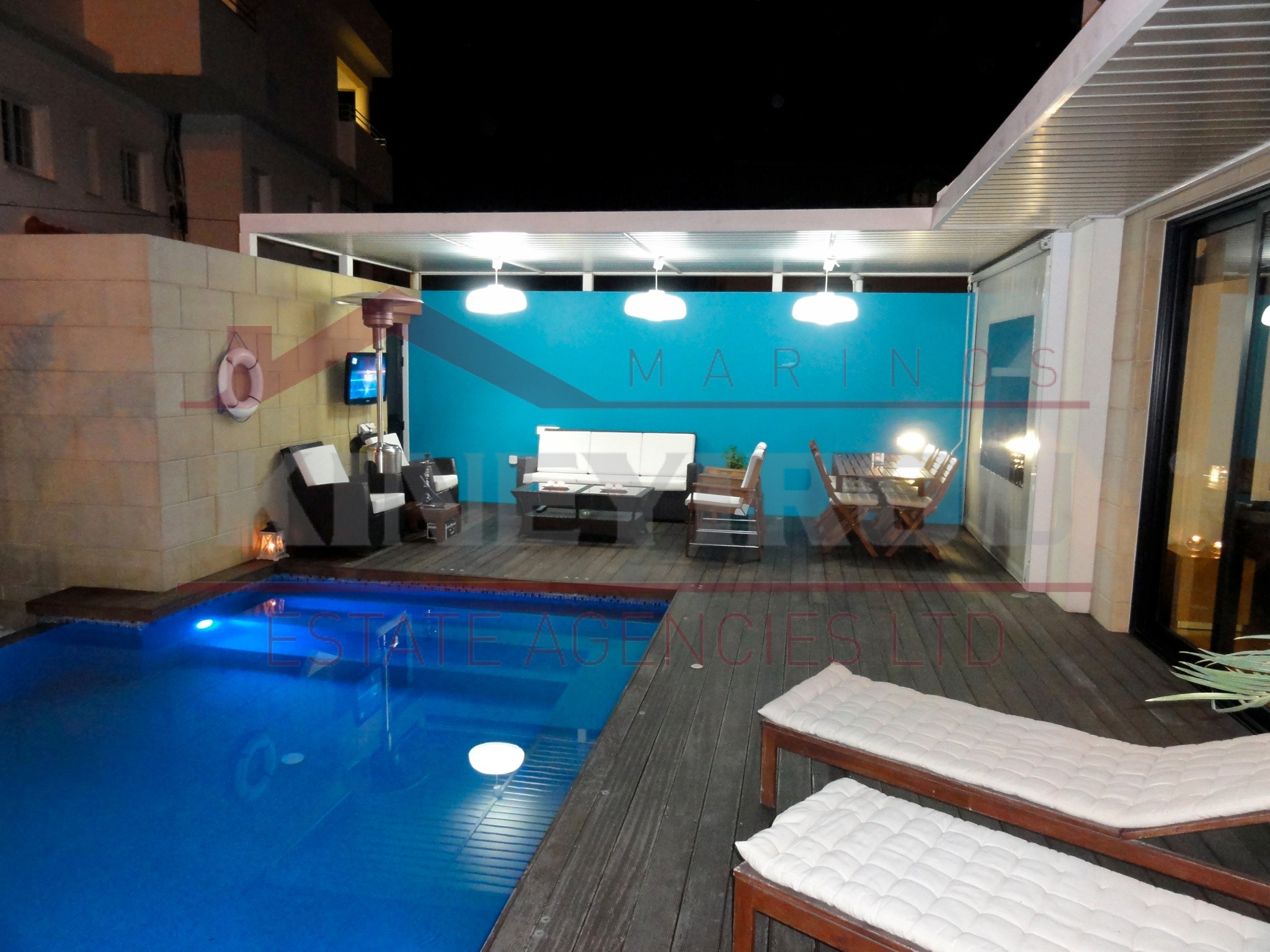 Luxury, Five Bedroom House For Rent House near K. Cineplex, Larnaca ...