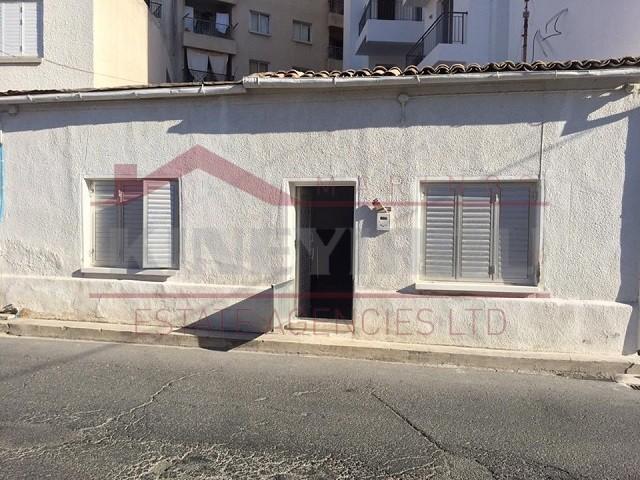 Two Bedroom Ground Floor Old House in Drosia, Larnaca