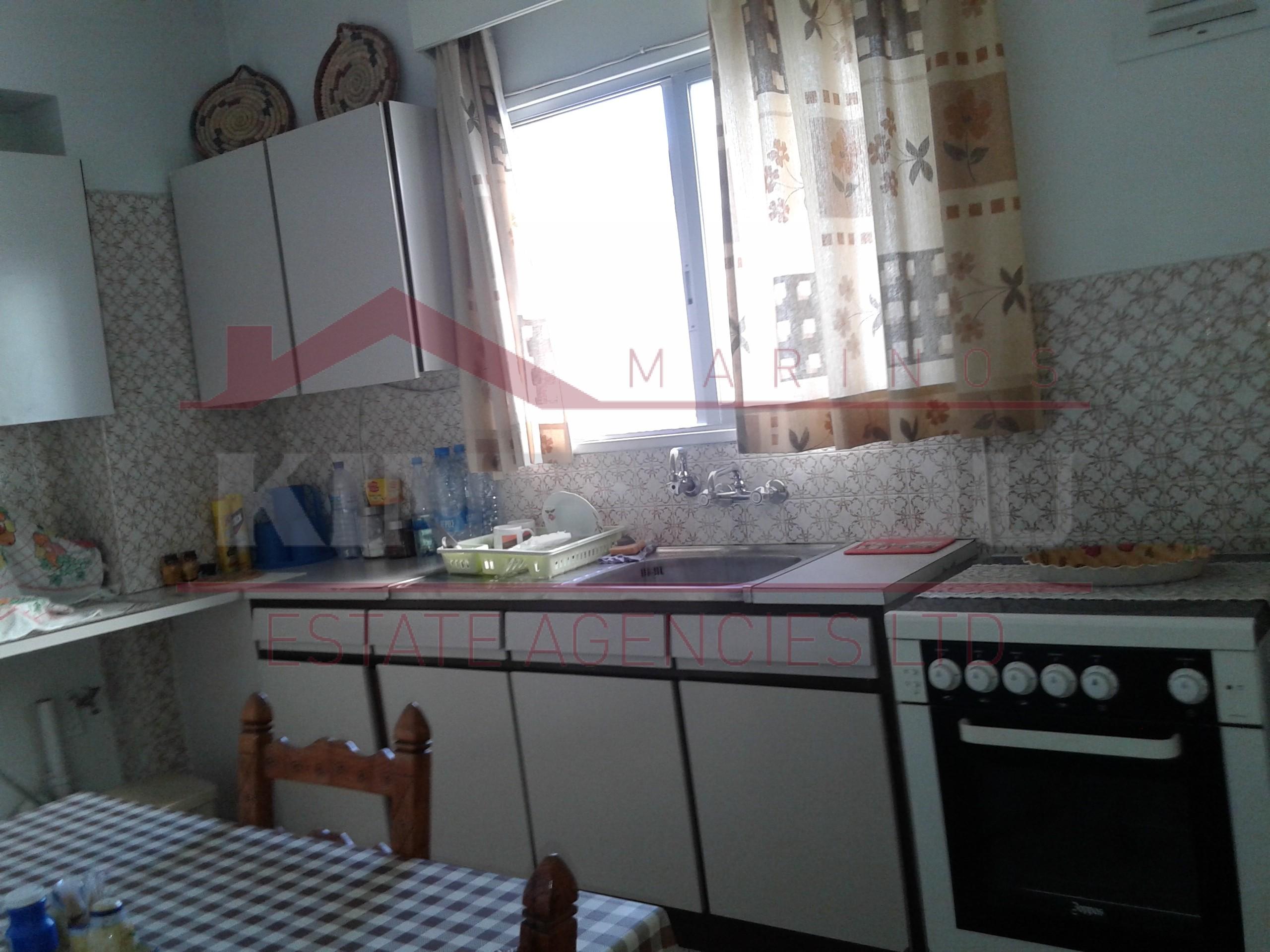 Spacious apartment in Town Center, Larnaca