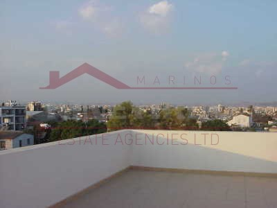 Wonderful penthouse for sale in Larnaca