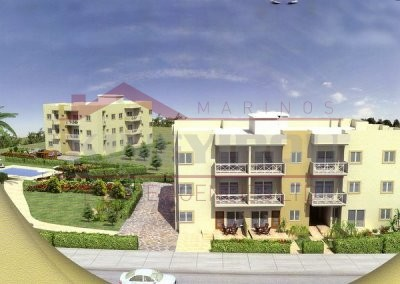 Beautiful apartment for sale in Oroklini – Larnaca