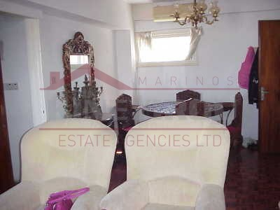 Wonderful apartment for sale in Chrysopolitissa, Larnaca