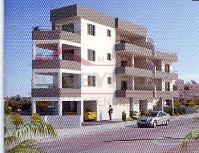 2 bedroom apartment for sale in Agioi Anargyroi – Larnaca