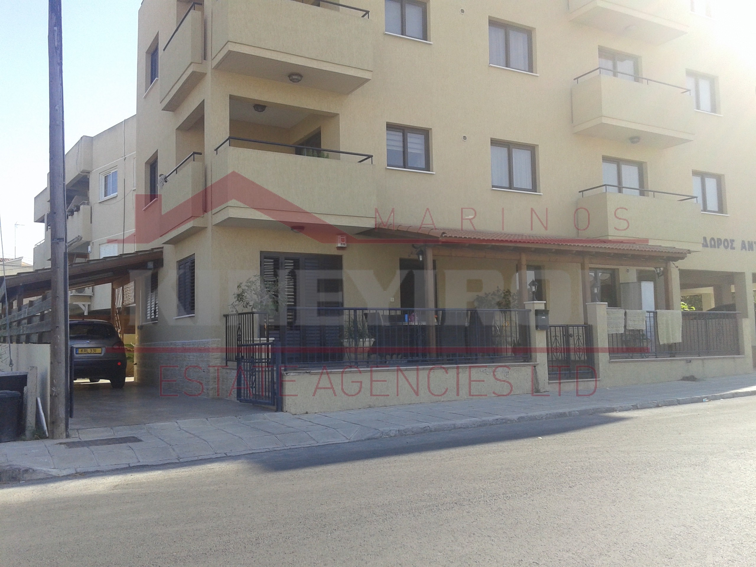 Luxury two bedroom apartment near Debenhams, Larnaca