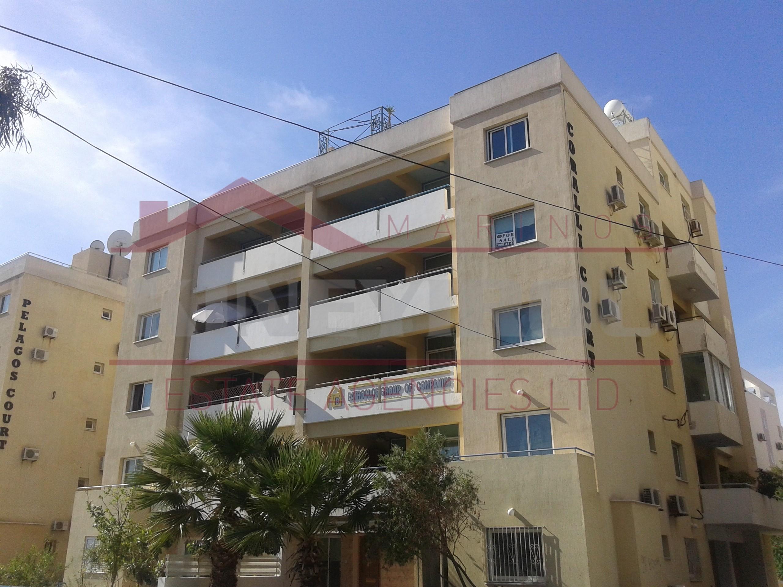 3 Bedroom Apartment For Sale In Makenzy Larnaca Cyprus Properties Marinos Kineyirou
