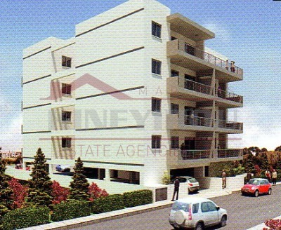 Three bedroom apartment for sale in Larnaca