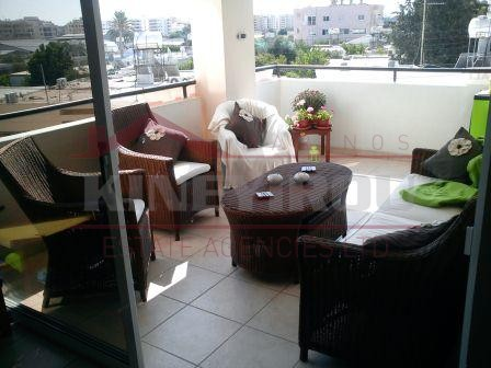 Beautiful apartment for sale in Makenzy, Larnaca