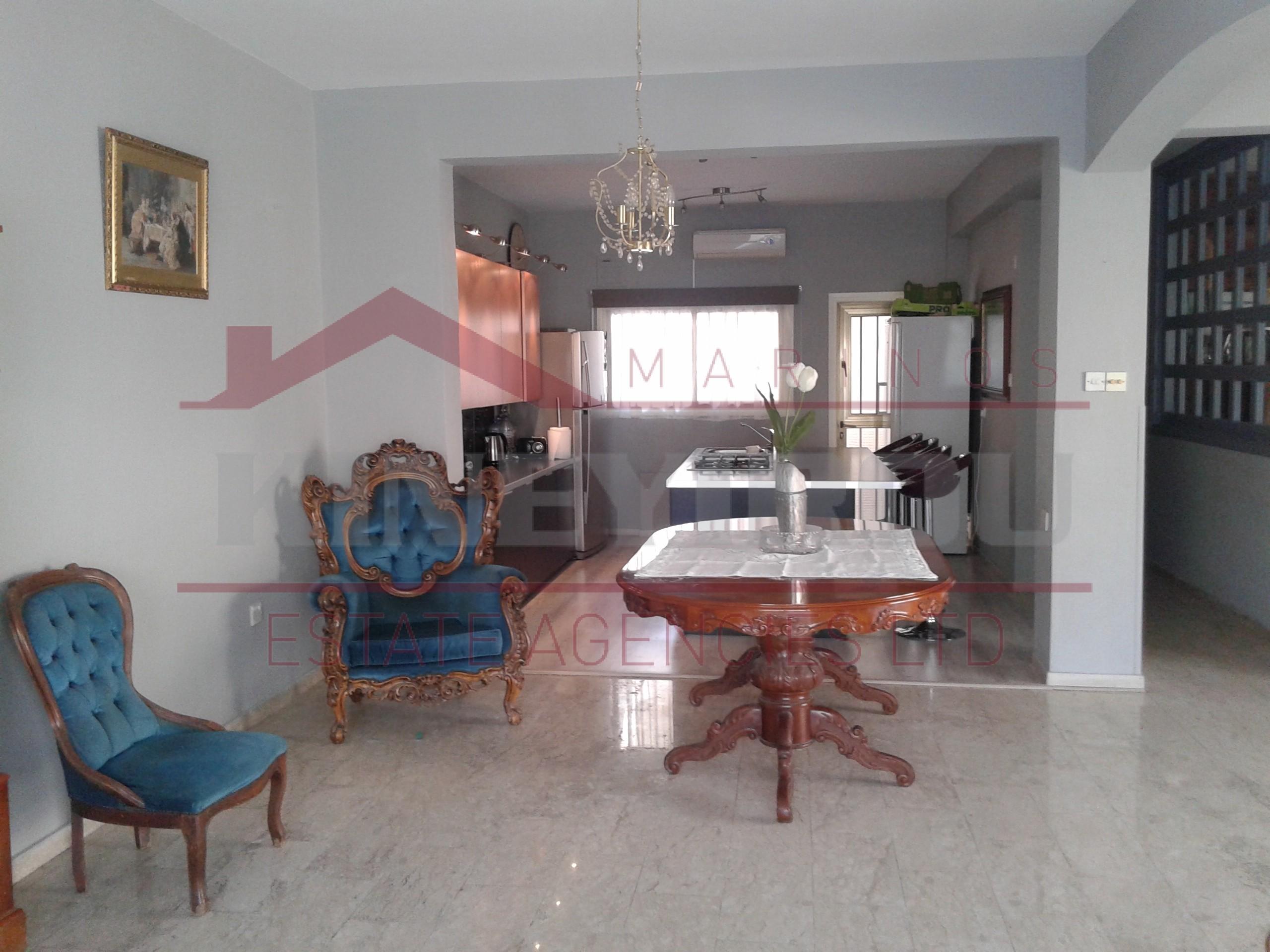 Beautiful house for sale in Faneromeni , Larnaca