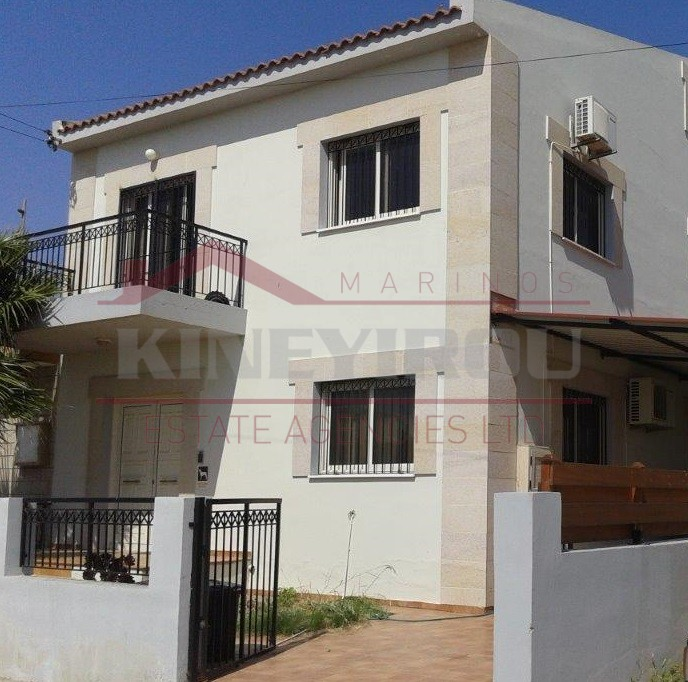 Amazing four bedroom house for sale in Dromolaxia, Larnaca