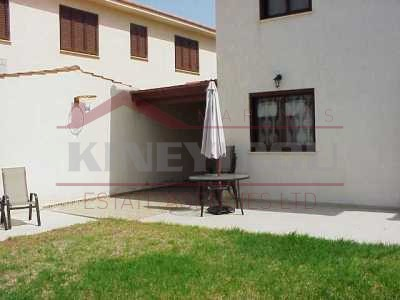 Four bedroom house in Livadia , Larnaca