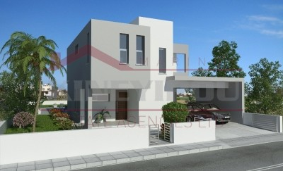 Wonderful house in Perivolia, Larnaca
