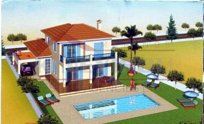 Villa for sale in Perivolia – Larnaca