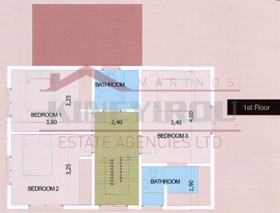 House for sale in Xylofagou, Larnaca