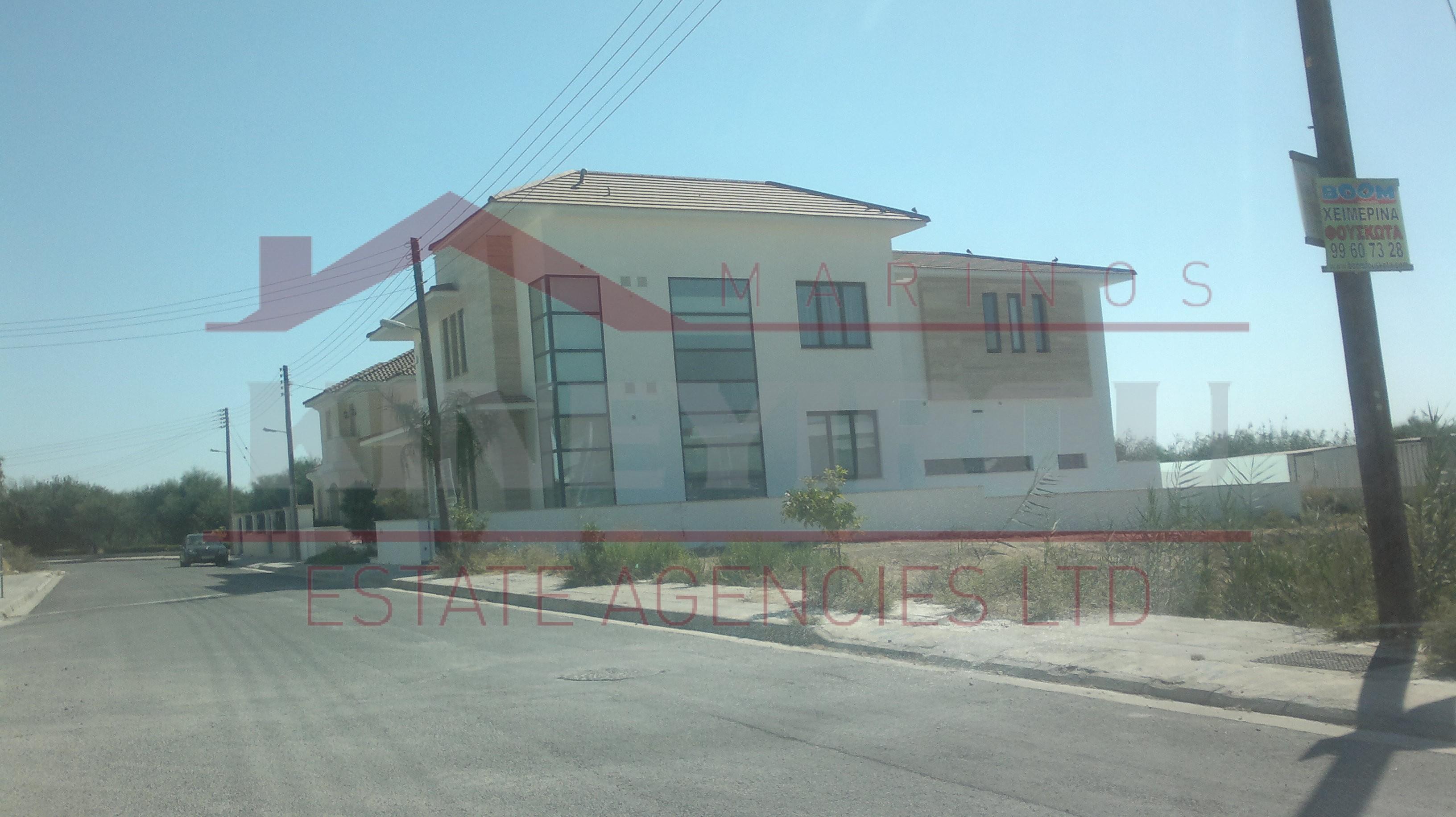 Luxury house for sale in Faneromeni – Larnaca