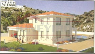 Magnificent house  in Anglisides, Larnaca