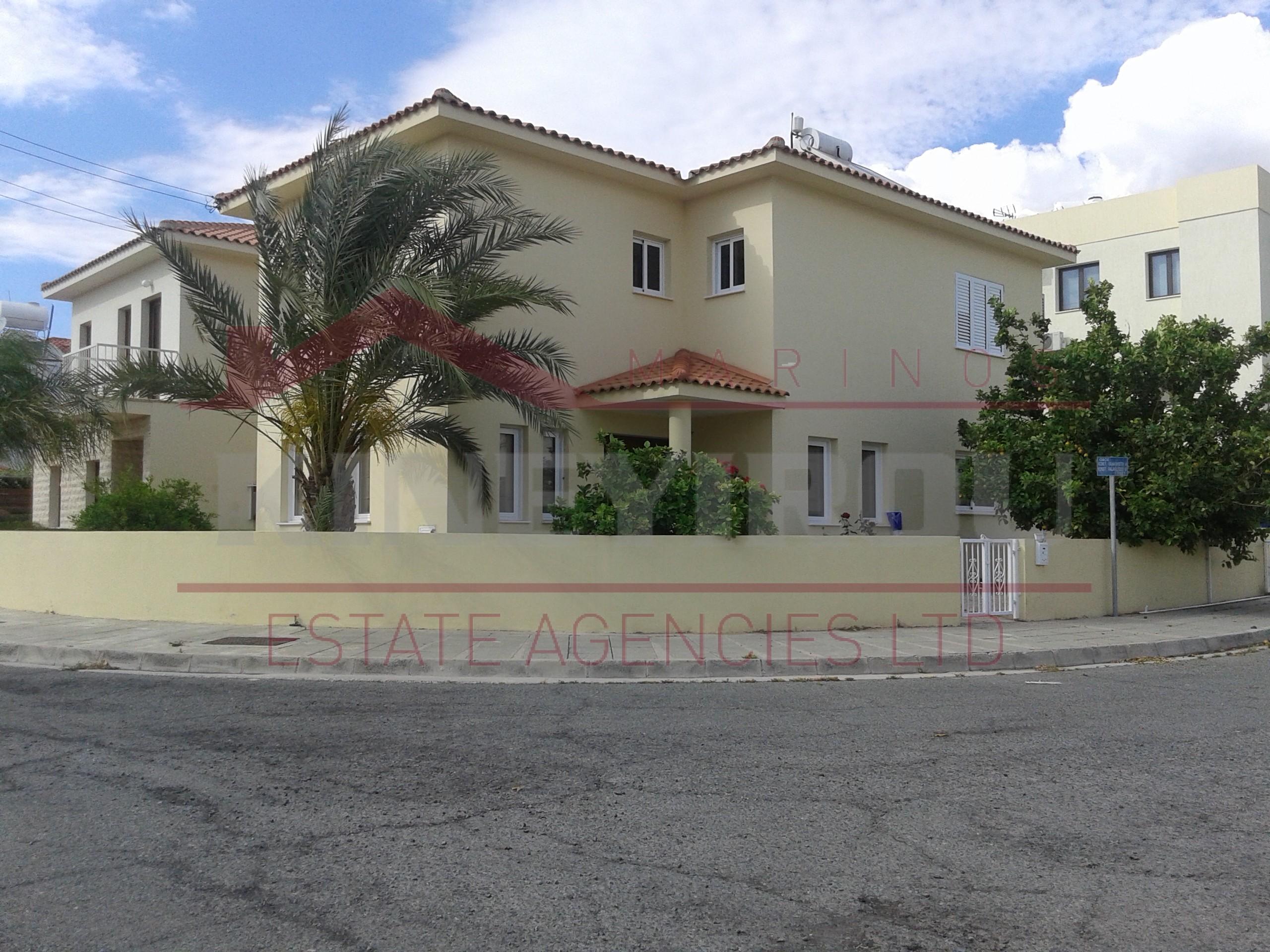Property In Larnaca House In Livadia Cyprus Properties Marinos Kineyirou