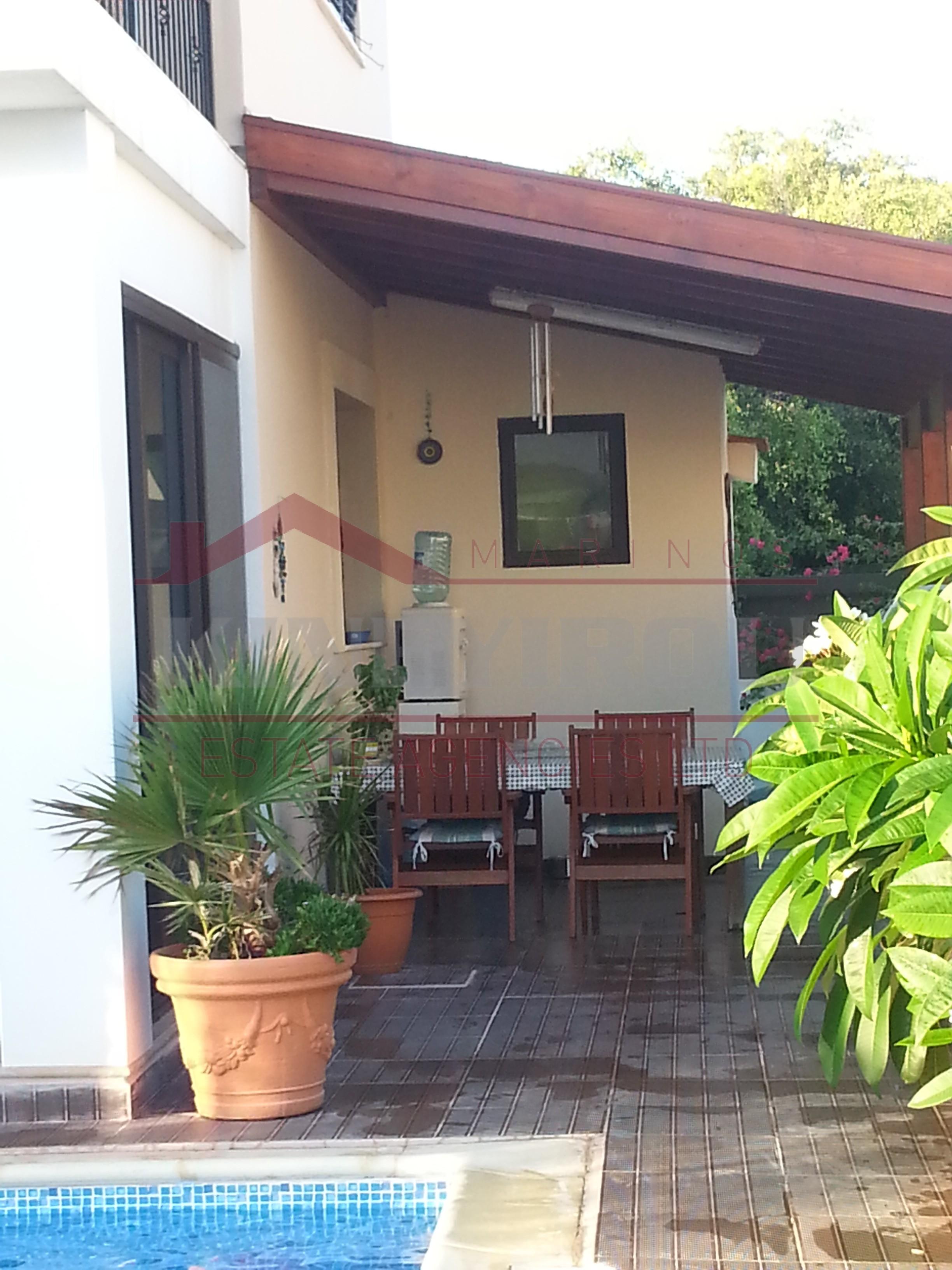 Luxury 4 bedroom house for sale in Perivolia, Larnaca