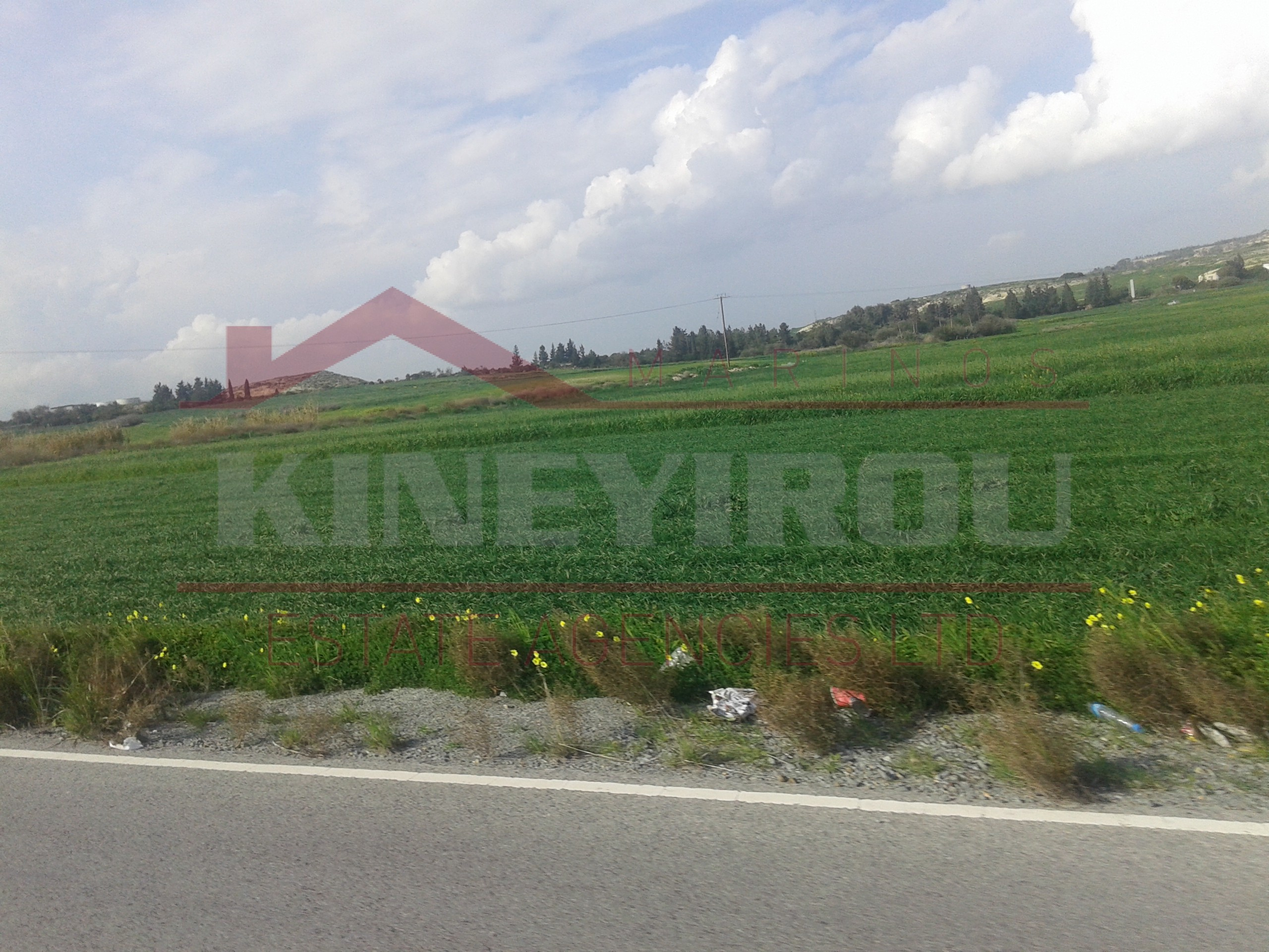 Investment property in Larnaca , Land in Livadia