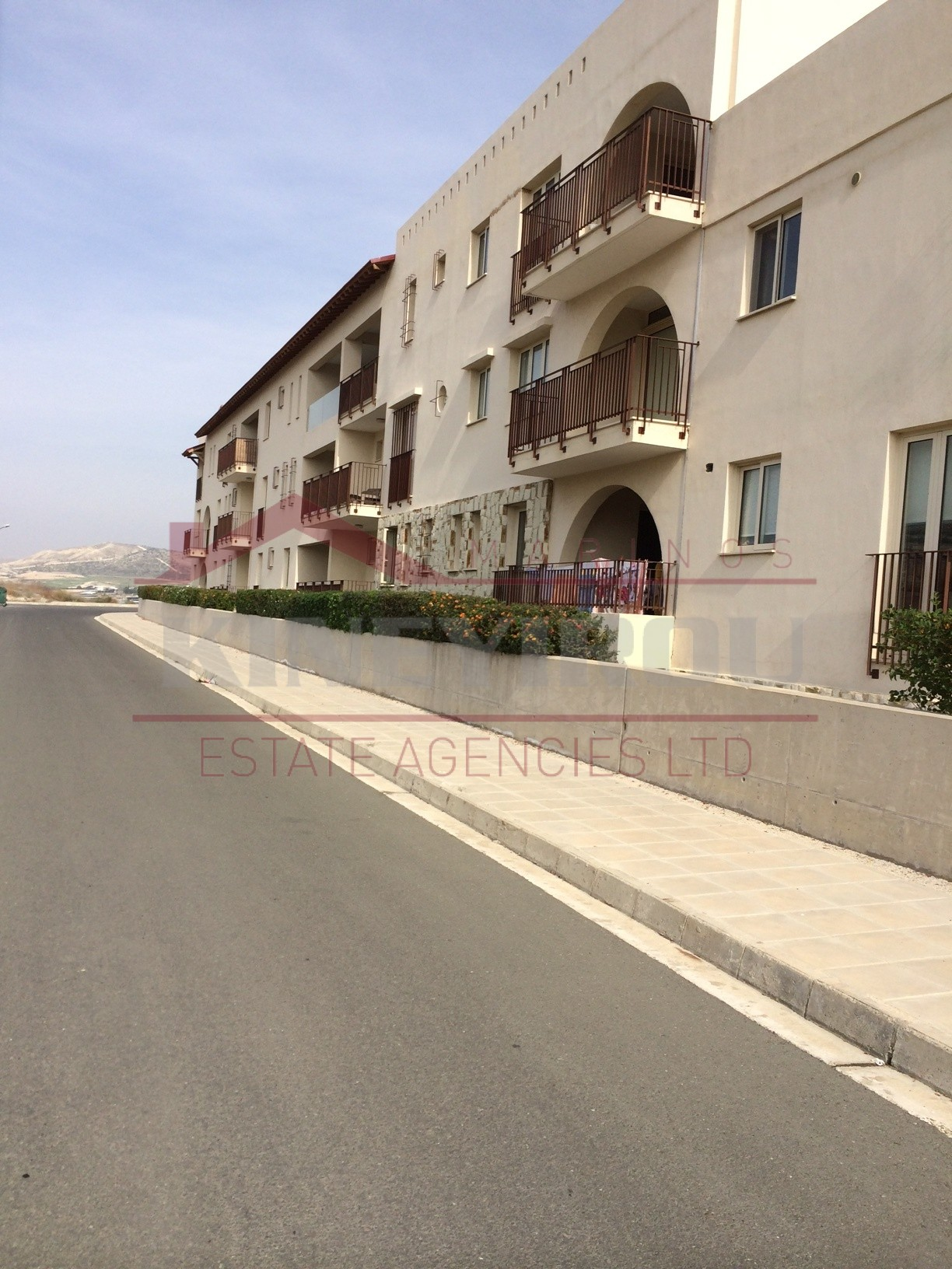 Larnaca property – Apartment in Oroklini