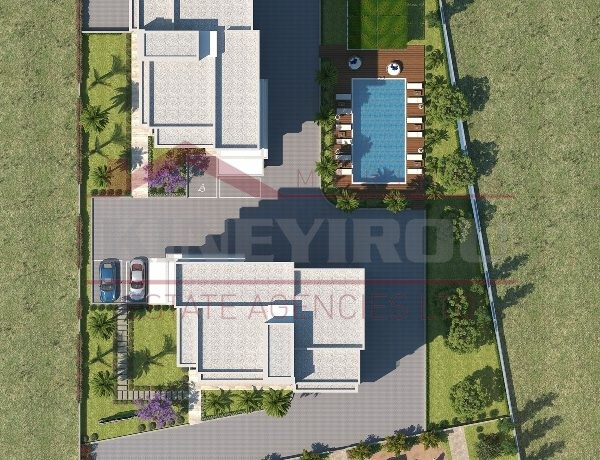 Limassol Property - Apartment for sale in Ayios Tychonas