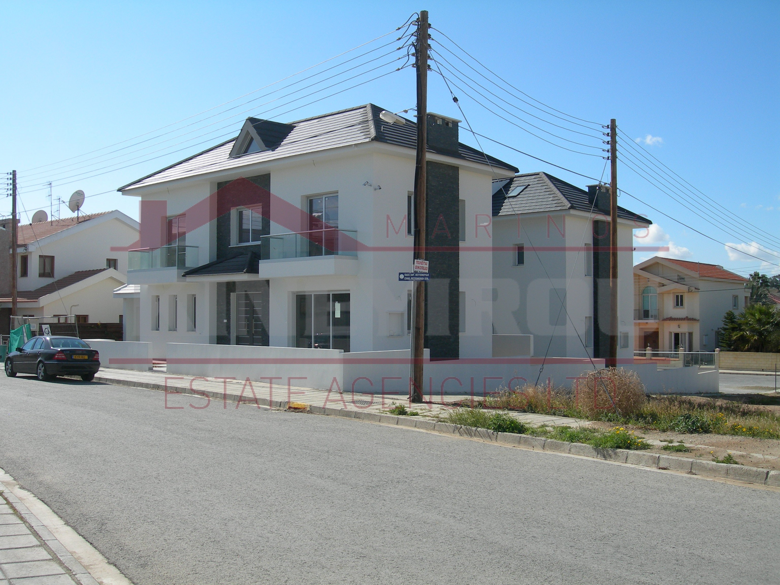 Nicosia Properties – house for sale in Egkomi
