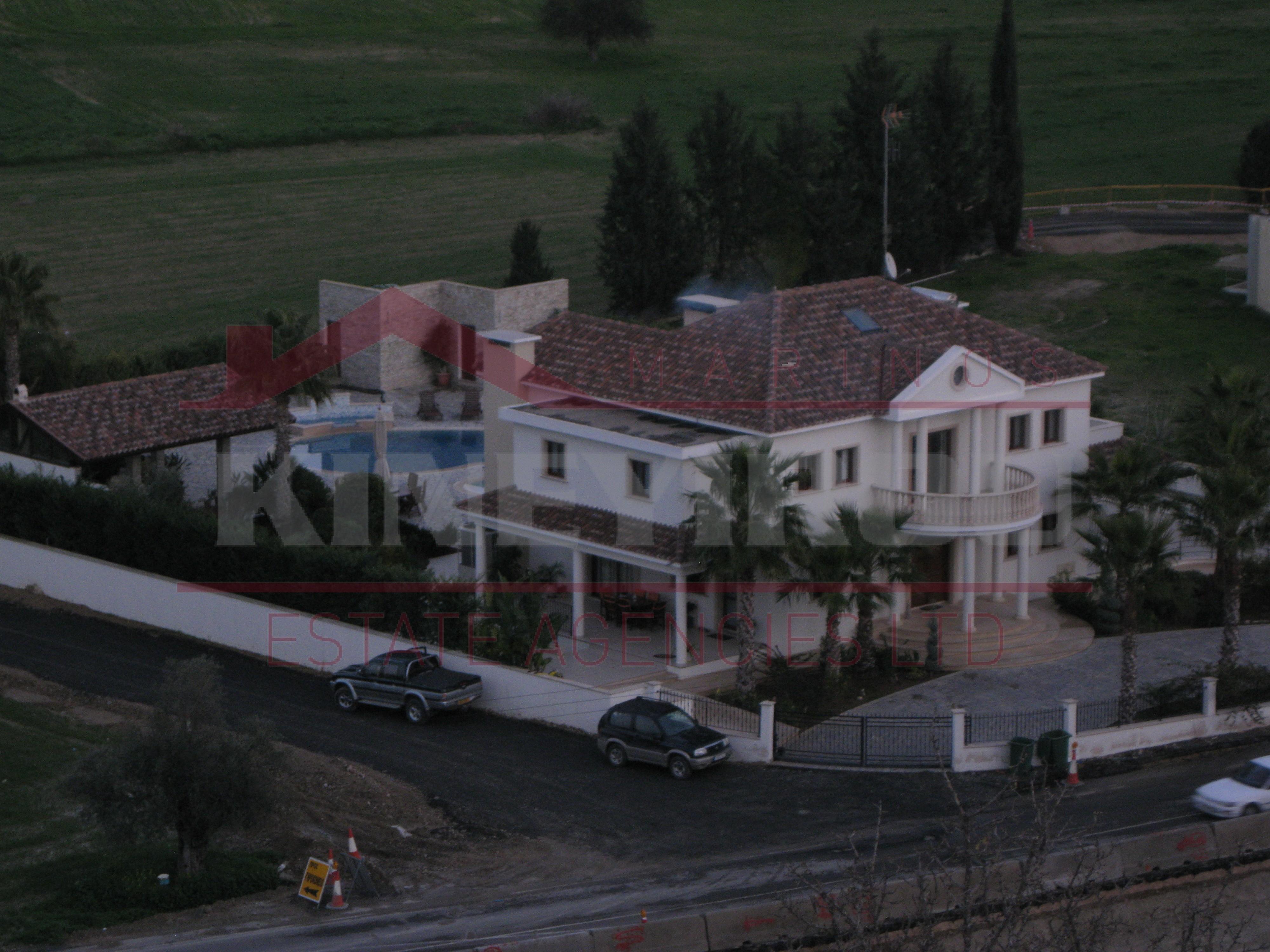 Nicosia properties – House in Dali