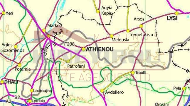 Property for sale in Athienou