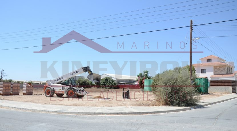 Property in Cyprus For Sale - Plot  In Krasa