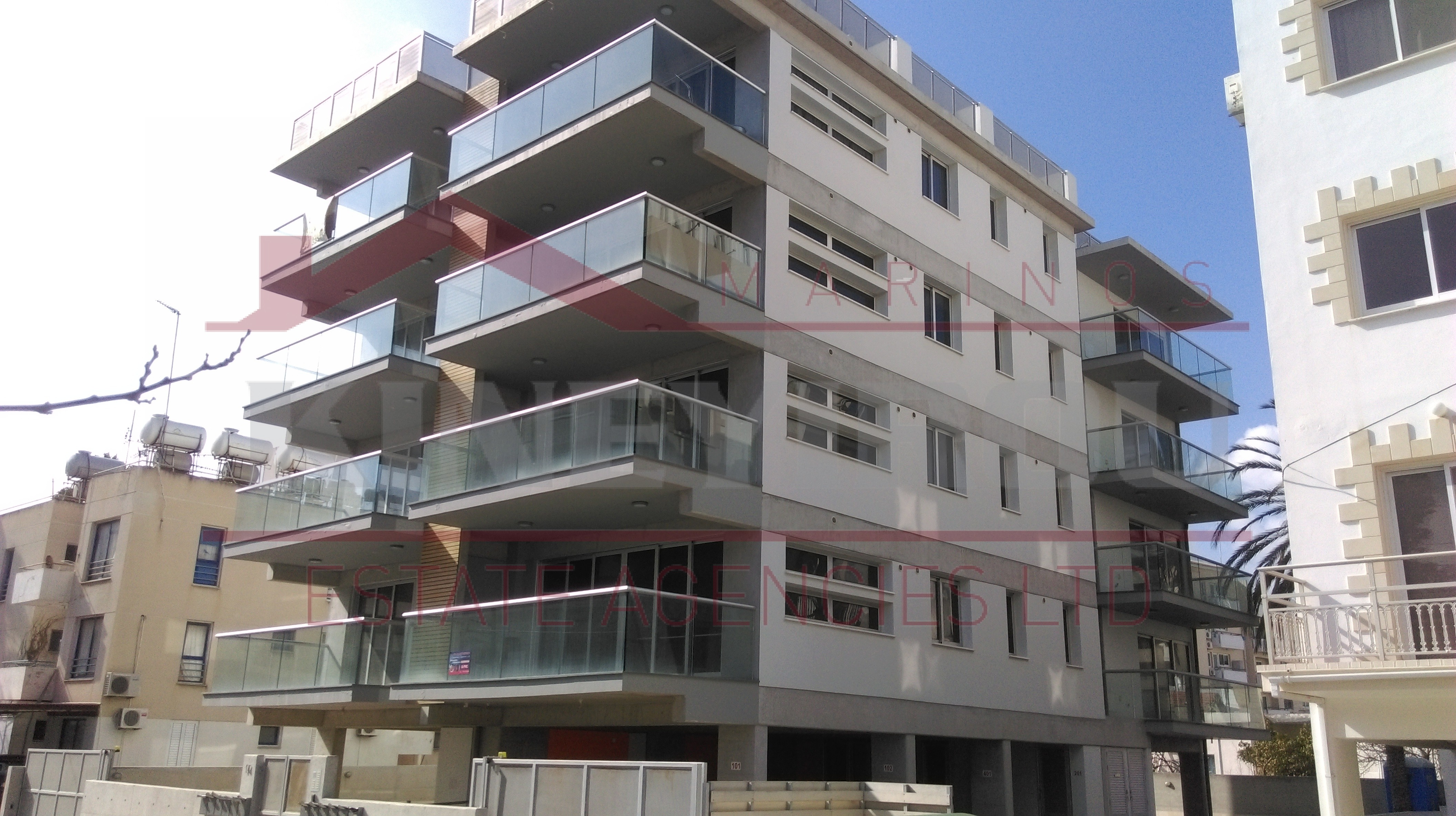 Property in Cyprus , Building in Makenzy, Larnaca