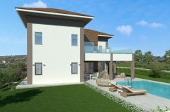 Property in Cyprus for sale- four bedroom villa in Mouttagiaka