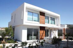 Property in Cyprus for sale - three bedrooms villa in Konia