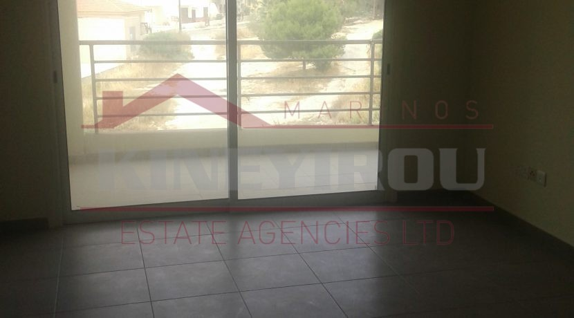Property in Cyprus for sale - two bedroom apartment in Oroklini