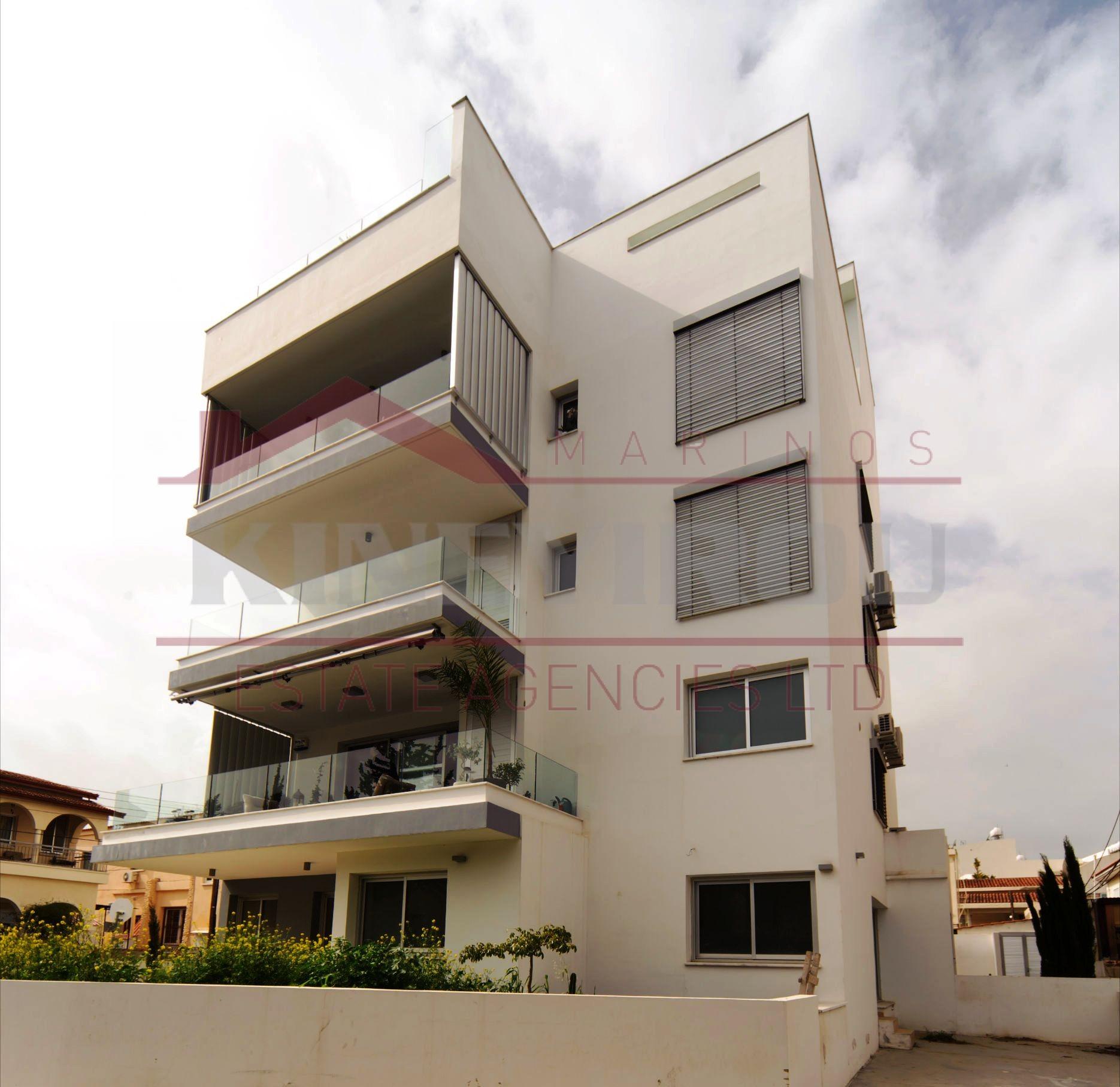 Beautiful apartment for sale in Drosia, Larnaca