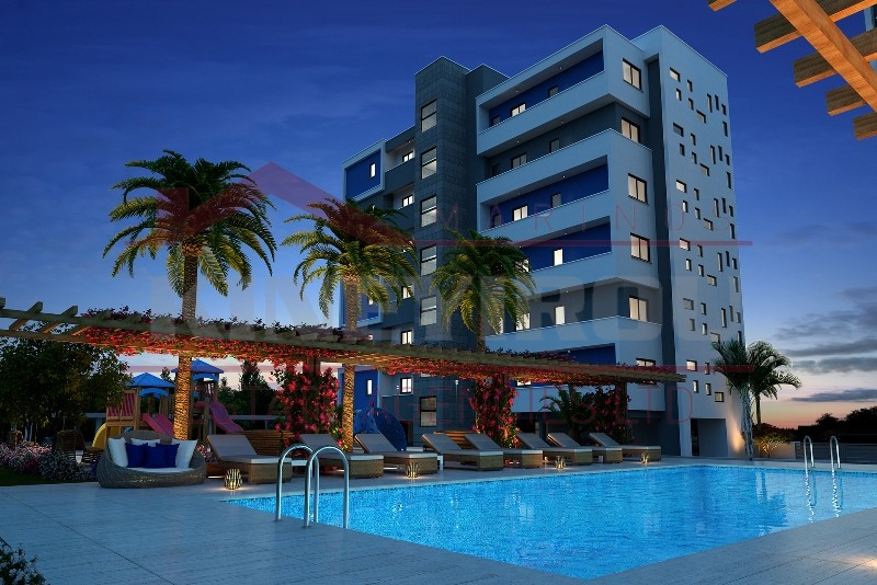 Property in Limassol – apartment for sale in Ayios Tychonas